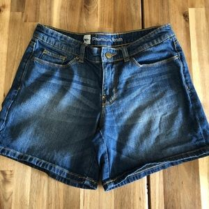 Mossimo Premium Denim Shorts